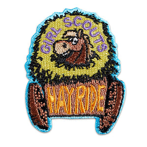 HAYRIDE PATCH - 58400