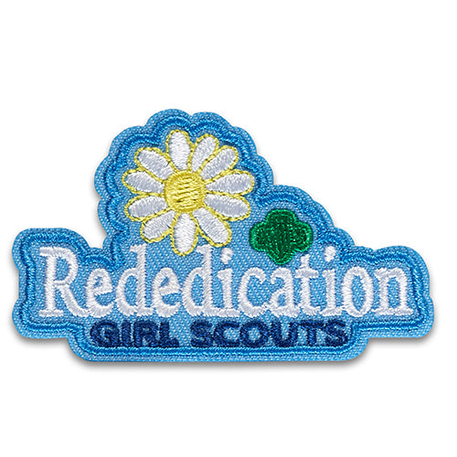 REDEDICATION PATCH - 58418