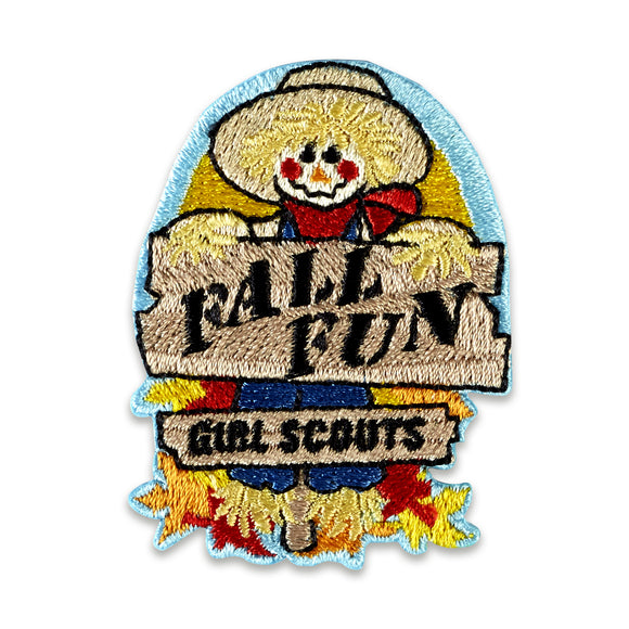 FALL FUN SCARECROW PATCH - 58458