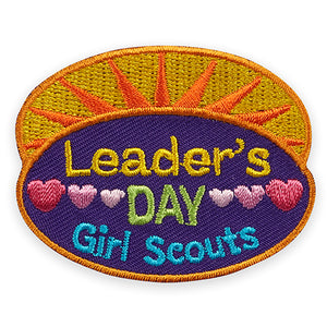 LEADER'S DAY PATCH - 58528