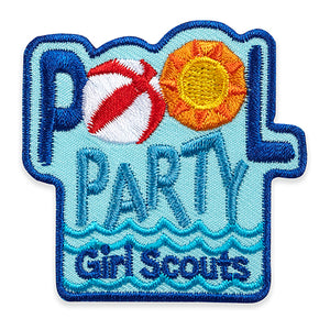 pool party patch - 58529