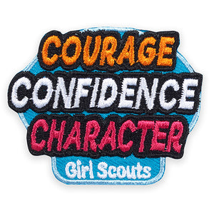 '20 COURAGE CONFIDENCE CHARACT - 58542