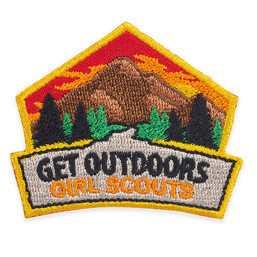 GET OUTDOORS PATCH - 58545