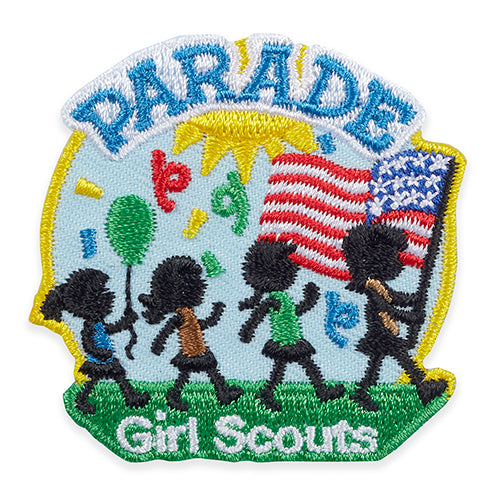 2020 PARADE CONFETTI PATCH - 58549