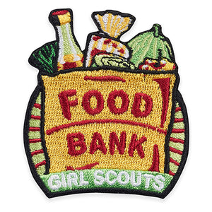 FOOD BANK BAG PATCH - 58559