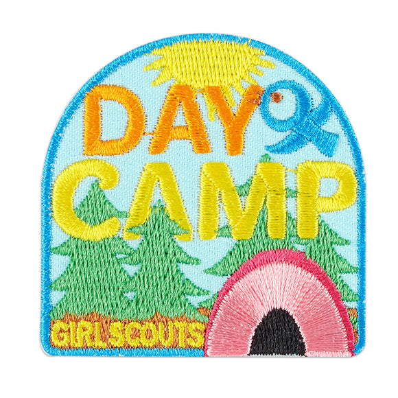 DAY CAMP PATCH - 58625