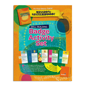 SENIOR YOUR STORY BADGE SET - 60503