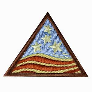 Brownie - Celebrating Community Badge - 61207