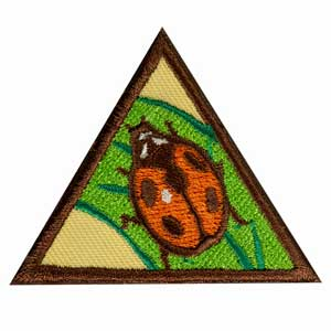 Brownie - Bugs Badge - 61211