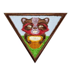 Brownie - Potter Badge - 61215