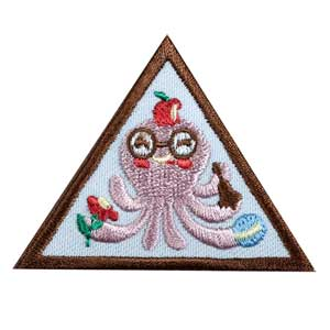 Brownie - Senses Badge - 61216