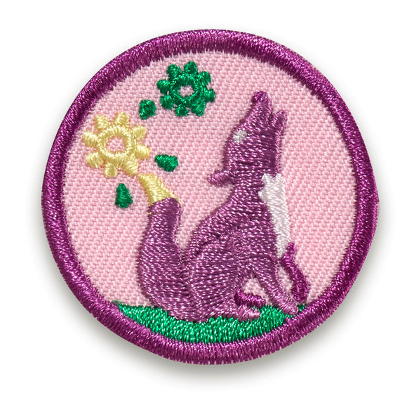 JR OUTDOOR ART EXPLORER BADGE - 61330