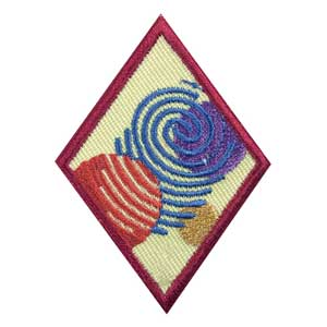 Cadette Special Agent Badge - 61418