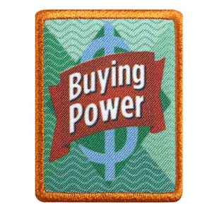 Senior Financial Literacy - Buying Power - 61502