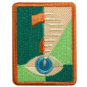 Senior Truth Seeker Badge - 61516