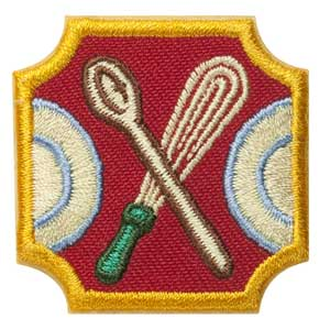 Ambassador Dinner Party Badge - 61607