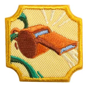 Ambassador Coaching Badge - 61609