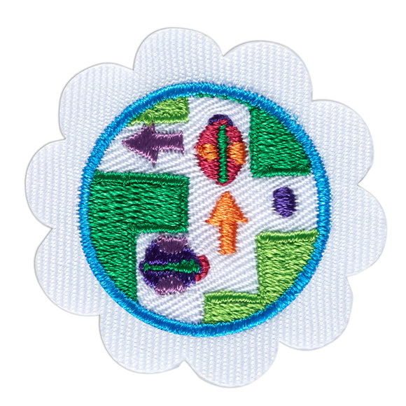 DAISY CODING BASICS BADGE - 61652