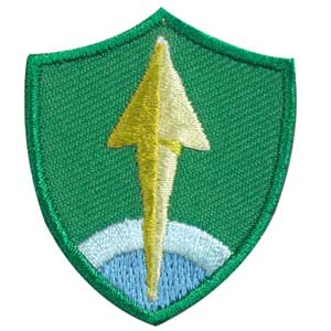 Arrow Troop Crest - 61801