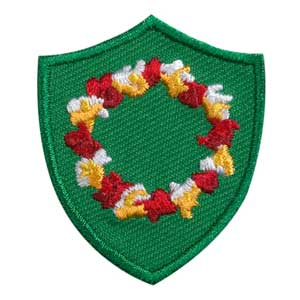 Lei Troop Crest - 61807
