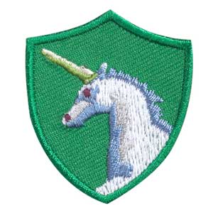 Unicorn Troop Crest - 61814