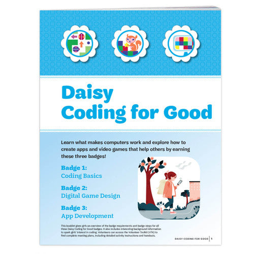 DAISY CODING FOR GOOD PAMPHLET - 64045