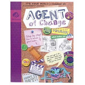 Junior Journey Book - Agent of Change: It's Your World - Change It! - 67300