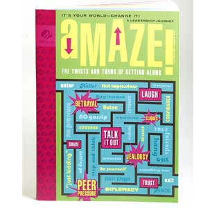 Cadette Journey Book - Amaze: It's Your World - Change It! - 67400