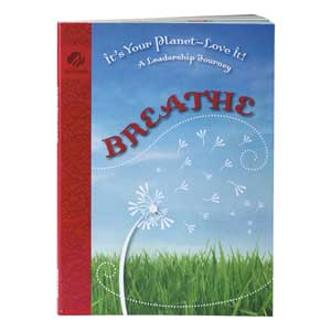 Cadette Journey Book - Breathe: It's Your Planet - Love It! - 67402
