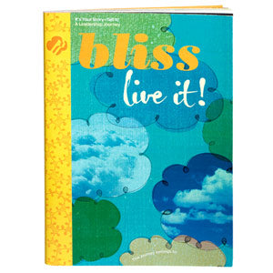 Ambassador Journey Book - Bliss Live It!: It's Your Story - Tell It! - 67604