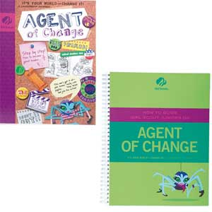 Junior Agent and Adult Guide Journey Book Set - 67702