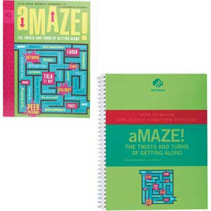 Cadette Amaze and Adult Guide Journey Book Set - 67703