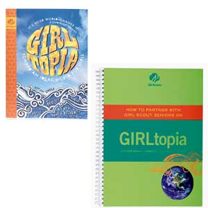 Senior Girl Topia and Adult Guide Journey Book Set - 67704