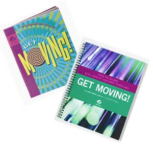 Junior Get Moving and Adult Guide Journey Book Set - 67712