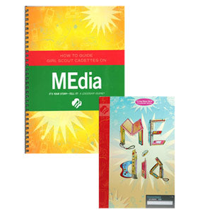Cadette Media and Adult Guide Journey Book Set - 67723