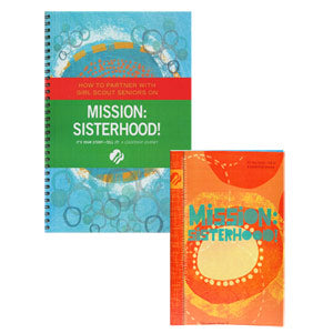 Senior Mission: Sisterhood and Adult Guide Journey Book Set - 67724