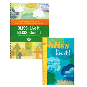 Ambassador Bliss and Adult Guide Journey Book Set - 67725