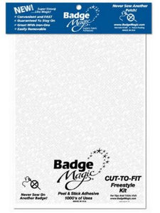 BADGE MAGIC CUT TO FIT KIT - 689076953269