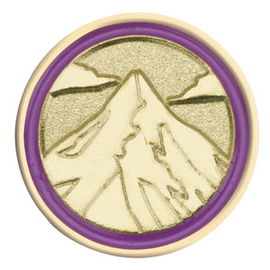 Girl Scout Junior Journey Summit Award Pin - 69309