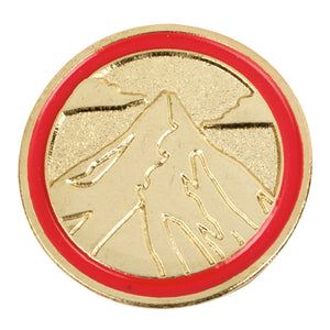 Girl Scout Cadette Journey Summit Award Pin - 69409