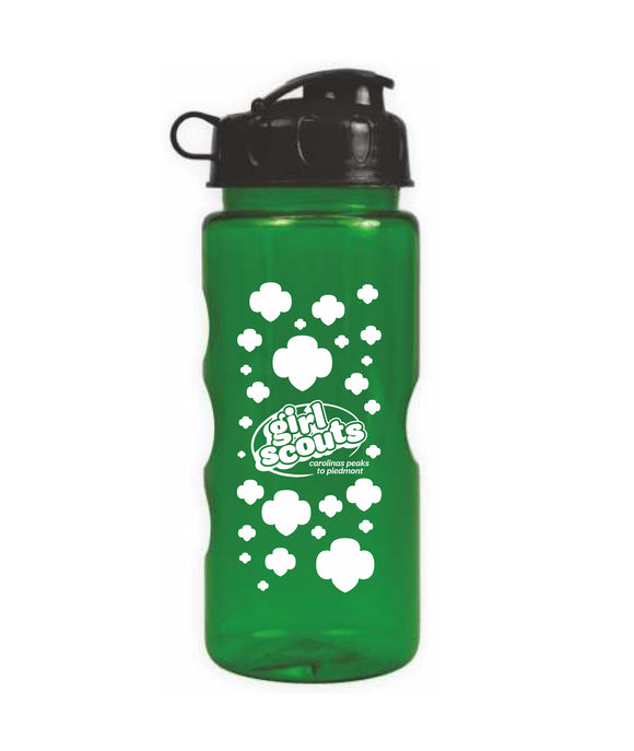 MINI MOUNTAIN GIRL SCOUT WATERBOTTLE - 72162