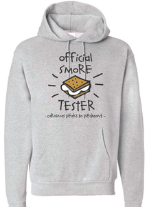 OFFICIAL S'MORE TESTER SWEATSHIRT - 7459