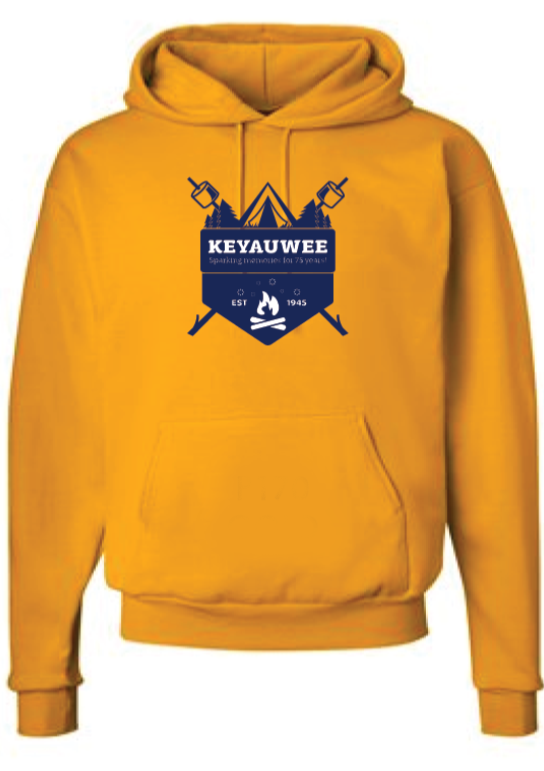 PRE-ORDER 75TH KPC SWEATSHIRT MAIL ONLY - 9103