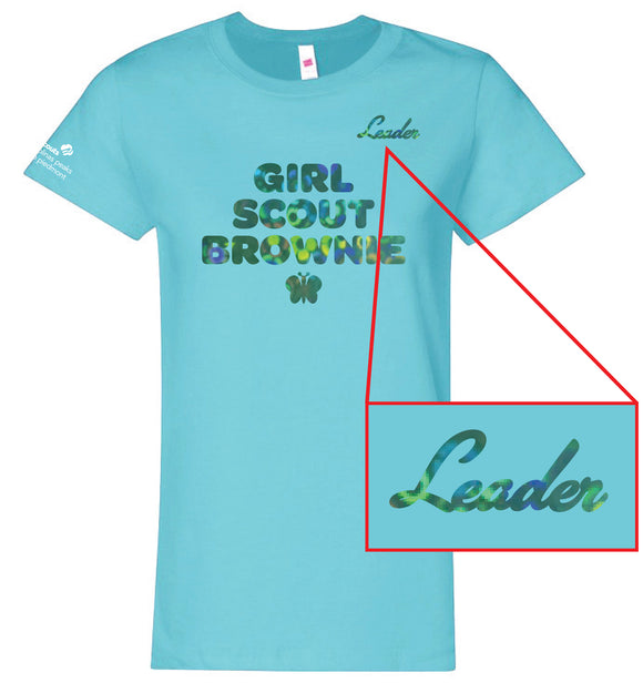 BROWNIE LEADER FOIL T-SHIRT - 7880