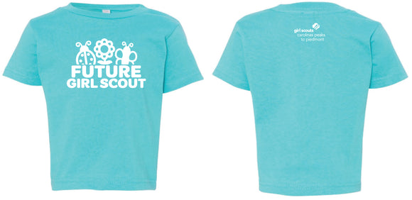 FUTURE GIRL SCOUT TEE - 7963