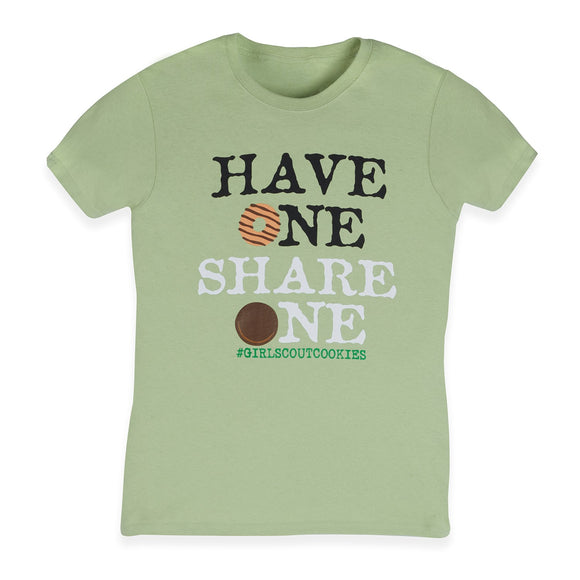HAVE ONE SHARE ONE COOKIE TEE - 8672