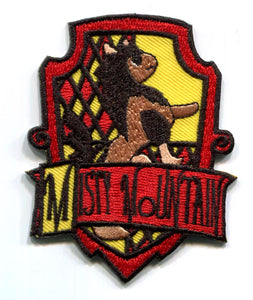 MISTY MOUNTAIN CAMP PATCH - 90306