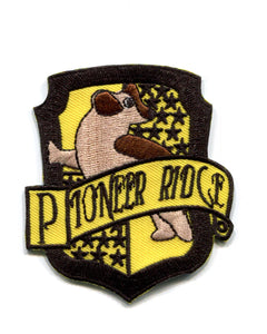 PIONEER RIDGE CAMP PATCH - 90309