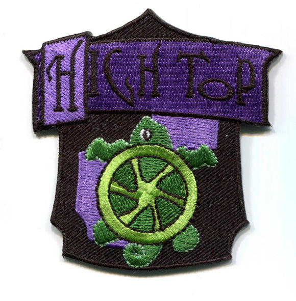 HIGH TOP CAMP PATCH - 90310