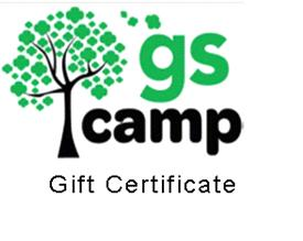 Camp Gift Certificate - 90994